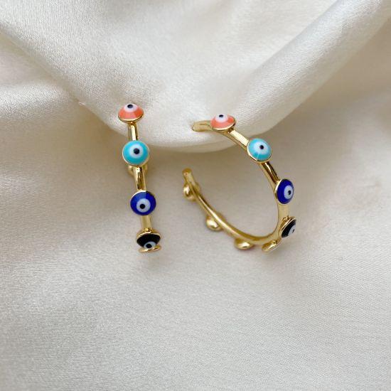 Boucles D'oreilles Magic (Vendue par paire)