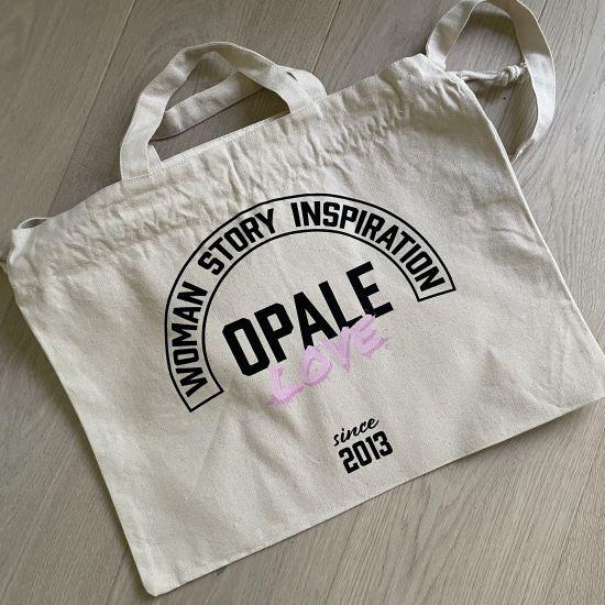Opale Tote Bag