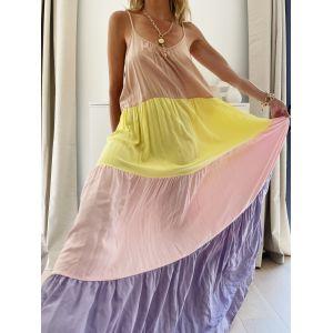 Mexico stripe dress