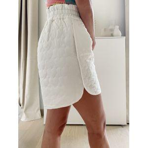 Baby white shorts