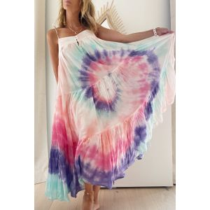 Tie and Dye Mexico dress