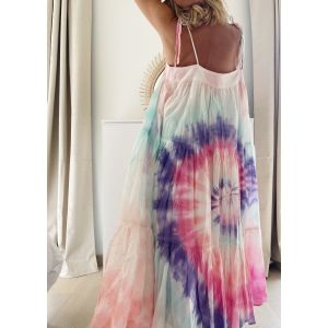 Robe Mexico Tie and Dye