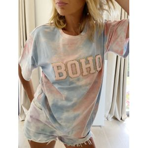 T-shirt Boho Tye&Dye