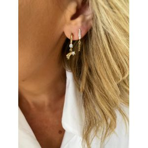 Earring  Madrid ( Sold as Unit)