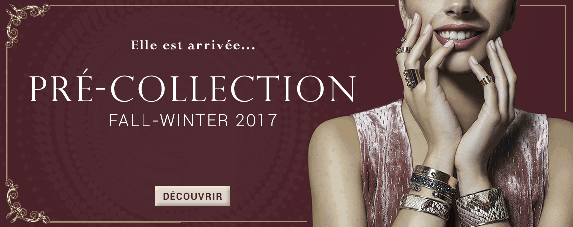 Pré-collection Winter 2017