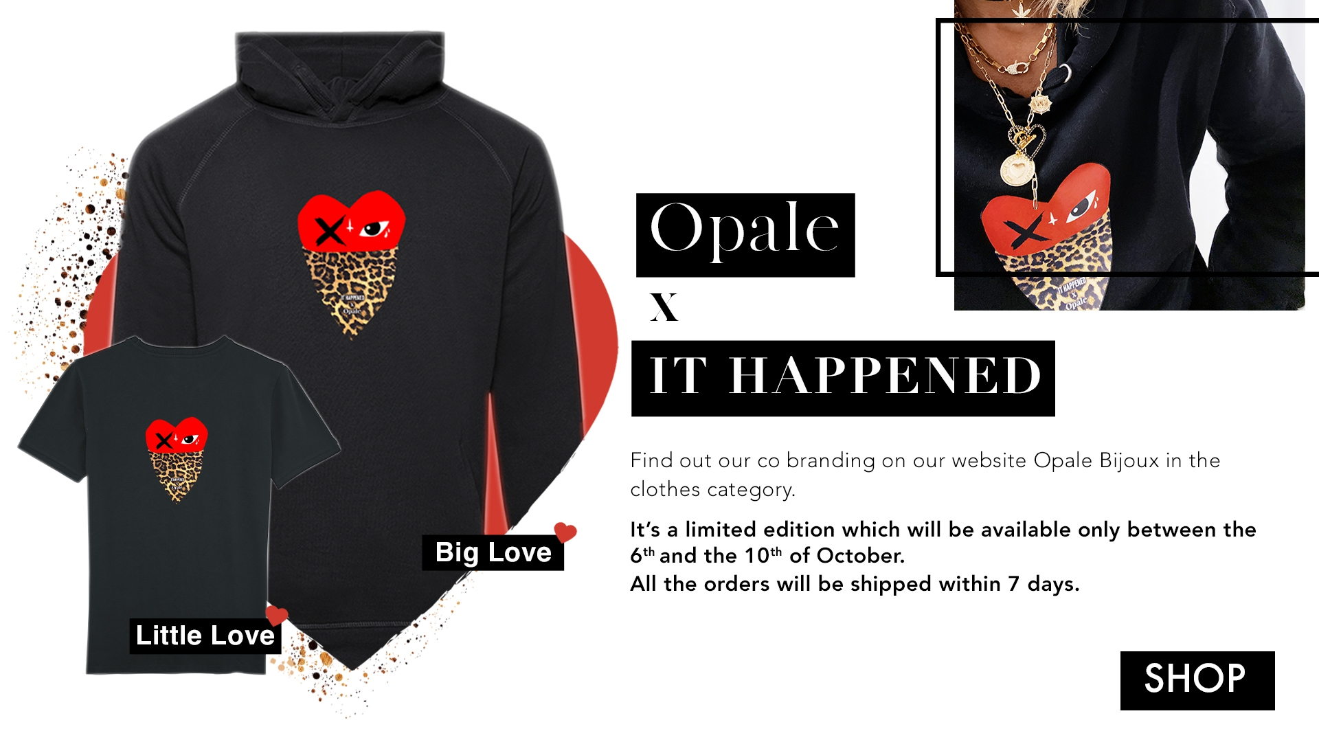Opale x it happened